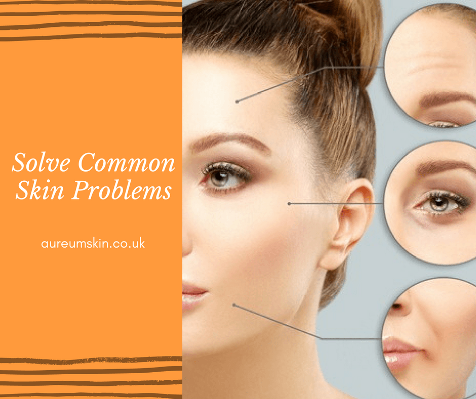 solve common skin problems