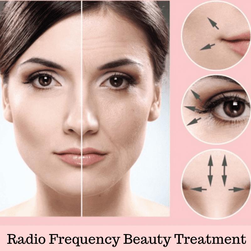 RF beauty treatment